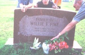 Fike Memorial Stone