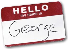 My Name is George